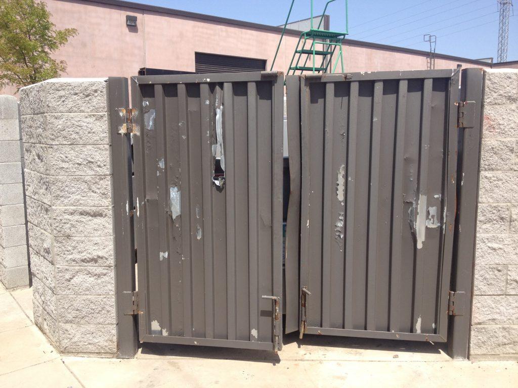 Gate Repair Van Nuys